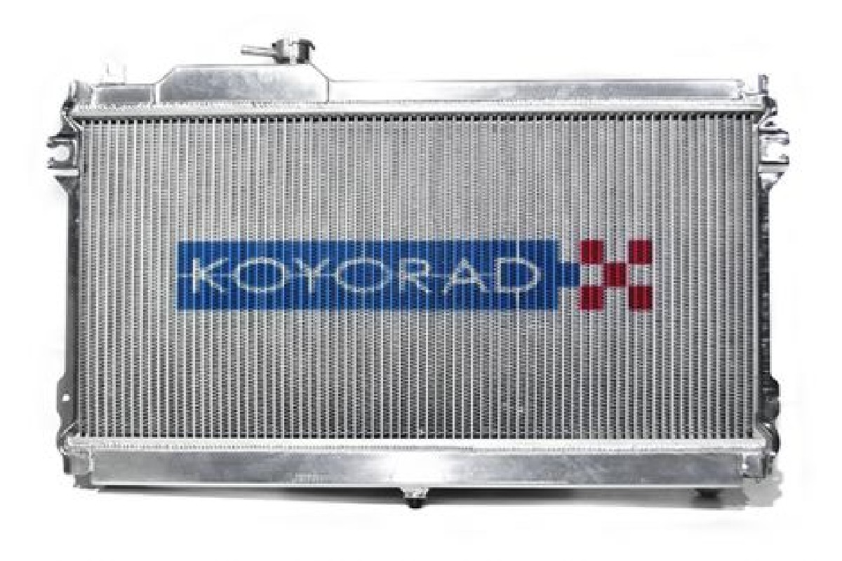 Honda Civic 06-11 FN2/FD2/FA/FG K20 Koyo Alu Radiator 36mm