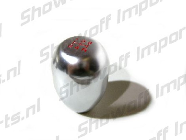 Tenzo-R Type R Shift Knob Chrome (Honda)