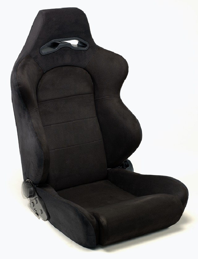 SPL-Tuning Adjustable Racing Seat Model T Black