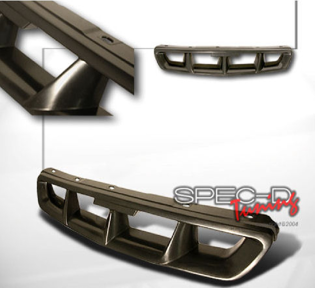 Honda Civic 96-98  ABS Grill