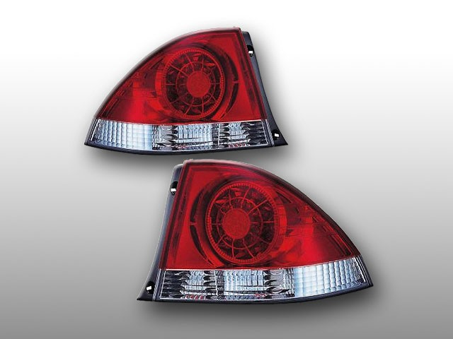 LED Rückleuchten Lexus IS200/300 98-05 Red/Clear