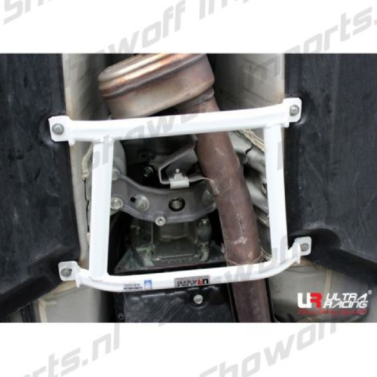 Subaru BRZ  Ultra-R 4P Mid Lower Brace 2145