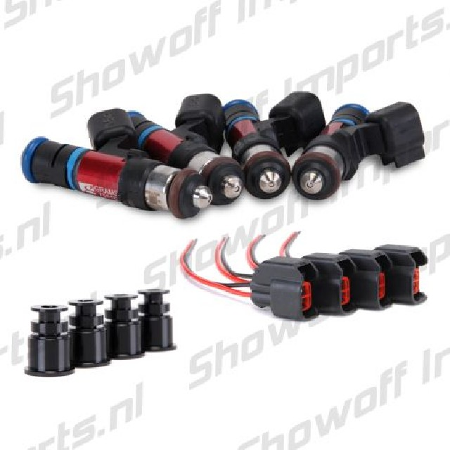 Injector Kit B/H/D/F-Engines 750cc Grams Performance/Skunk2