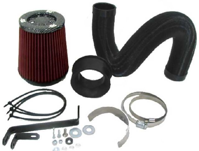 K & N 57i Performance Kit für Audi A3 (8L) ohne 25mm Schlauch am Filterkasten 1.8i Turbo