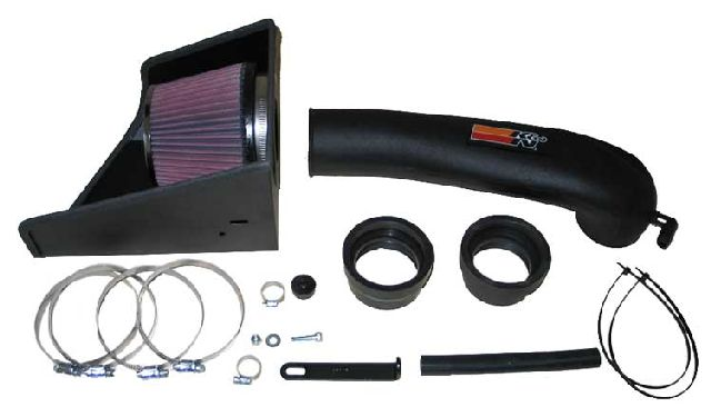 K & N Generation II Performance Kit für Opel Astra G 1.8i