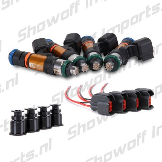 Injector Kit B/H/D/F-Engines 550cc Grams Performance/Skunk2