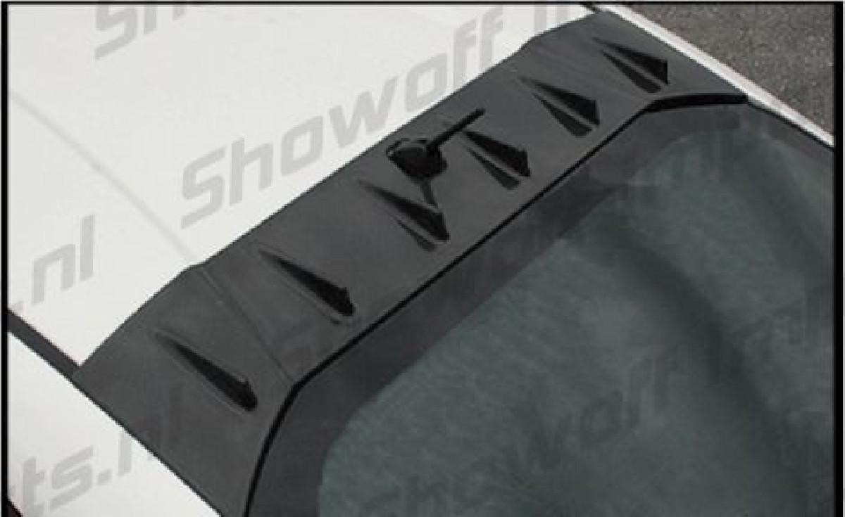 Roof Fin Spoiler SF Antenna Hole ABS [SIX]