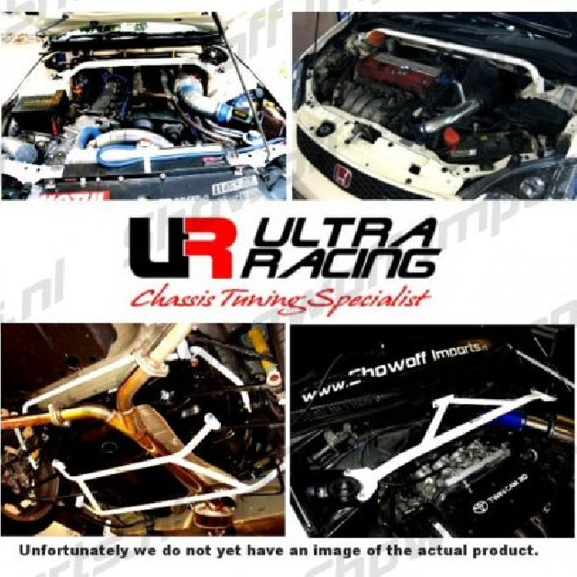 Honda Jazz/Fit 08+ UltraRacing 4Point Front Upper Strut Bar