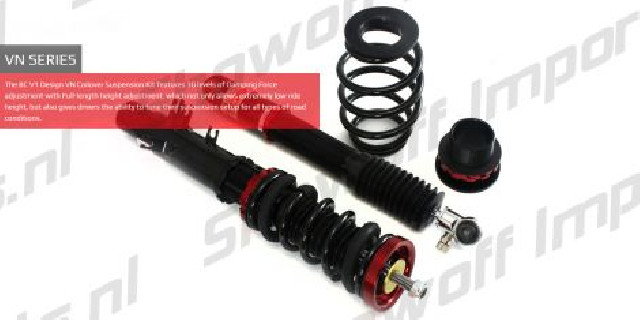 Honda Jazz 13+ BC-Racing Coilover Kit V1-VN