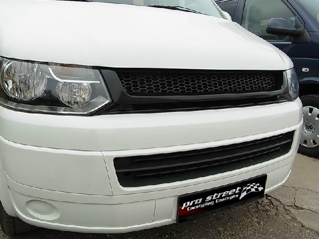 Frontgrill - VW T5 Facelift