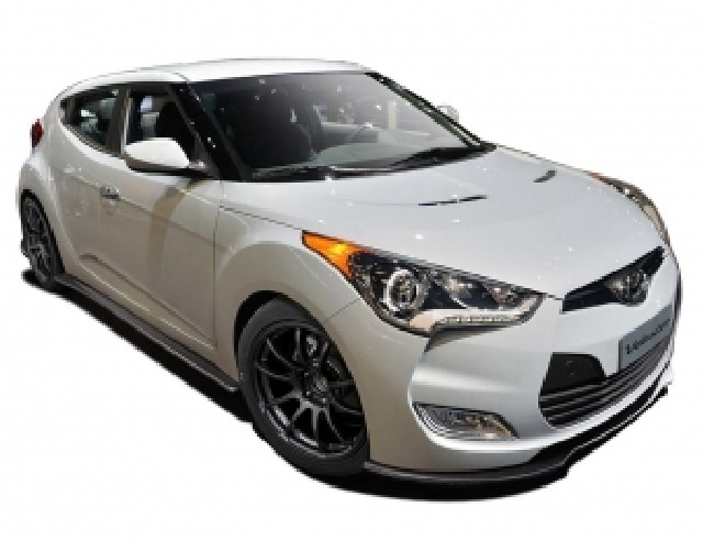 Hyundai Veloster Evolva Carbon Body Kit