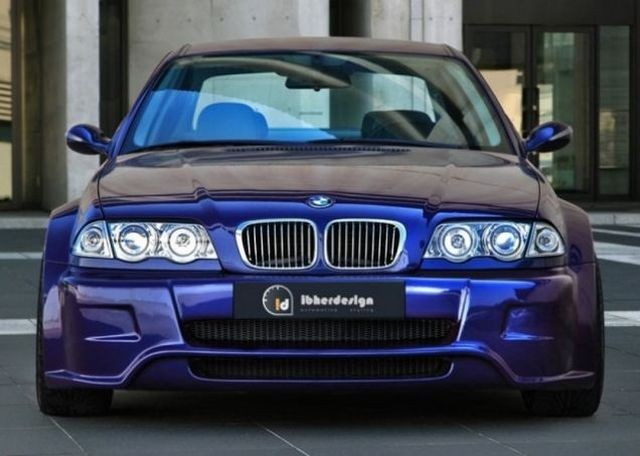 Frontstoßstange BMW 3er E46 Limo / Coupe / Cabrio COSMIC