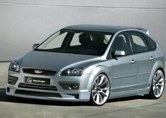 Bodykit Ford Focus II Phase 1 (04-08) MAD XEN