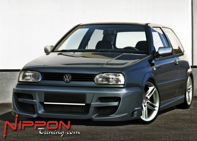 Bodykit KREATOR VW Golf 3 (1H) Bj. 91-99