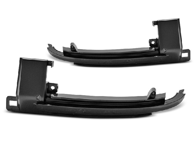 SIDE DIRECTION IN THE MIRROR SMOKE LED SEQ fits AUDI A3 08-10/ A4 07-10/ A5 07-10/ A6 08-10/ Q3 11-17