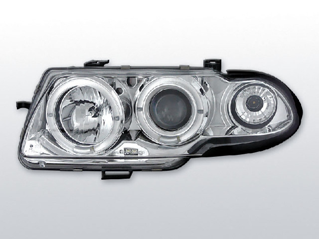 OPEL ASTRA F 09.94-08.97 ANGEL EYES CHROME