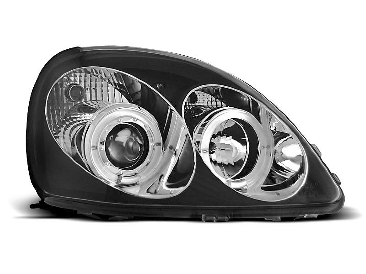 TOYOTA YARIS 04.99-09.03 ANGEL EYES BLACK