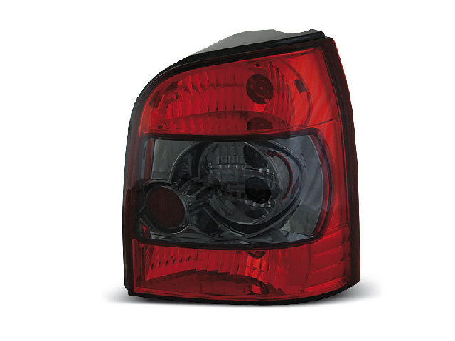 TAIL LIGHTS RED SMOKE fits AUDI A4 11.94-01 AVANT