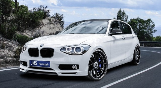 JMS Exclusiv Line Frontlippe BMW 1er F20/21