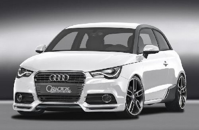 Caractere Frontlippe Audi A1
