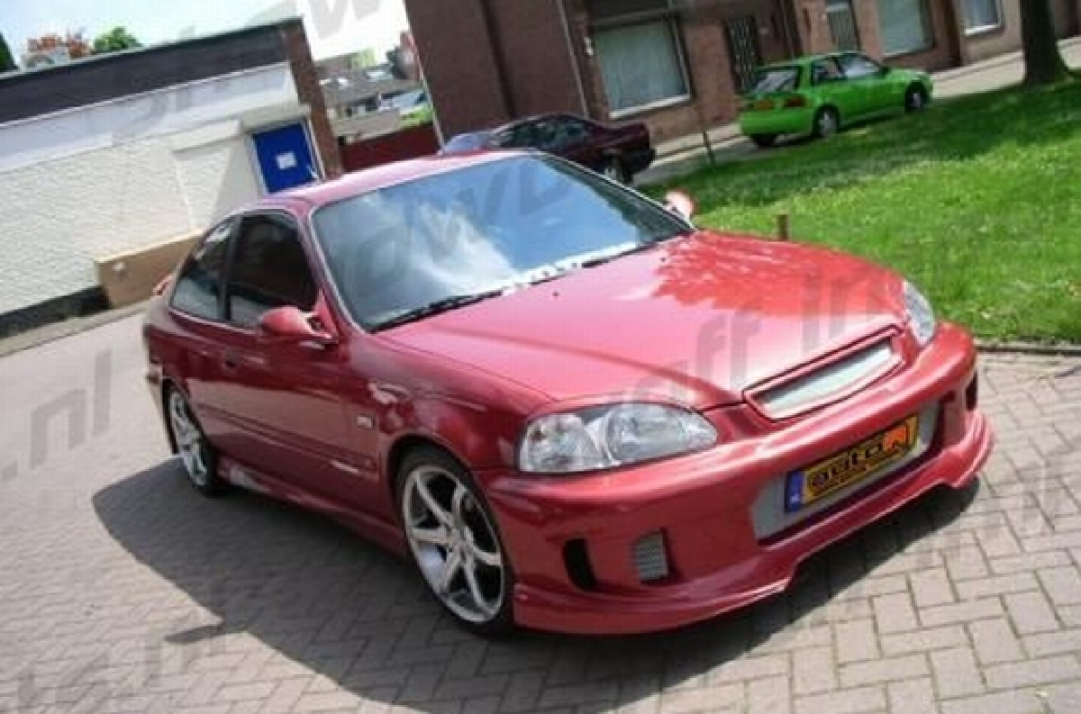 Frontstoßstange Honda Civic 96-98 Streetracing