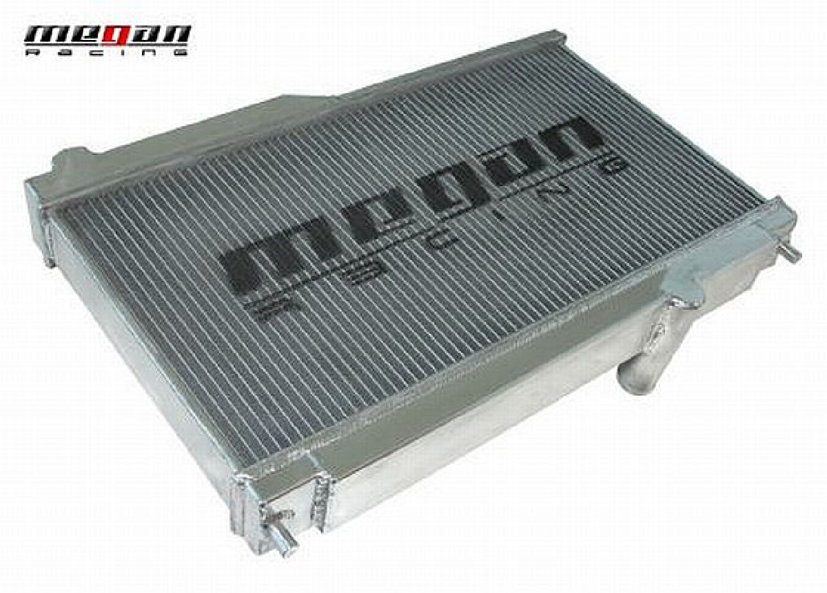 Megan Racing Alu Performance 3-Row Radiator Mazda RX7 FD 93-97