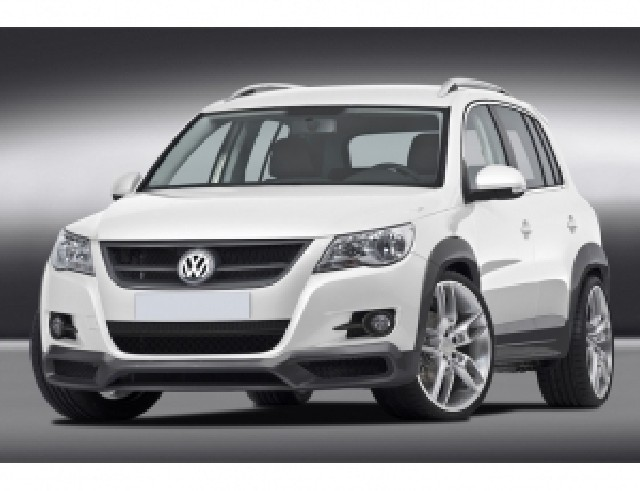 VW Tiguan C2 Body Kit
