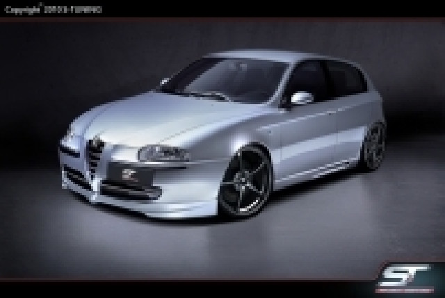 SIDE SKIRTS ALFA ROMEO 147