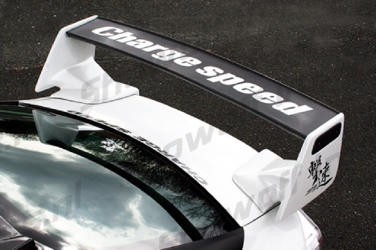 Toyota GT86 Type 1 Rear Wing (FRP)