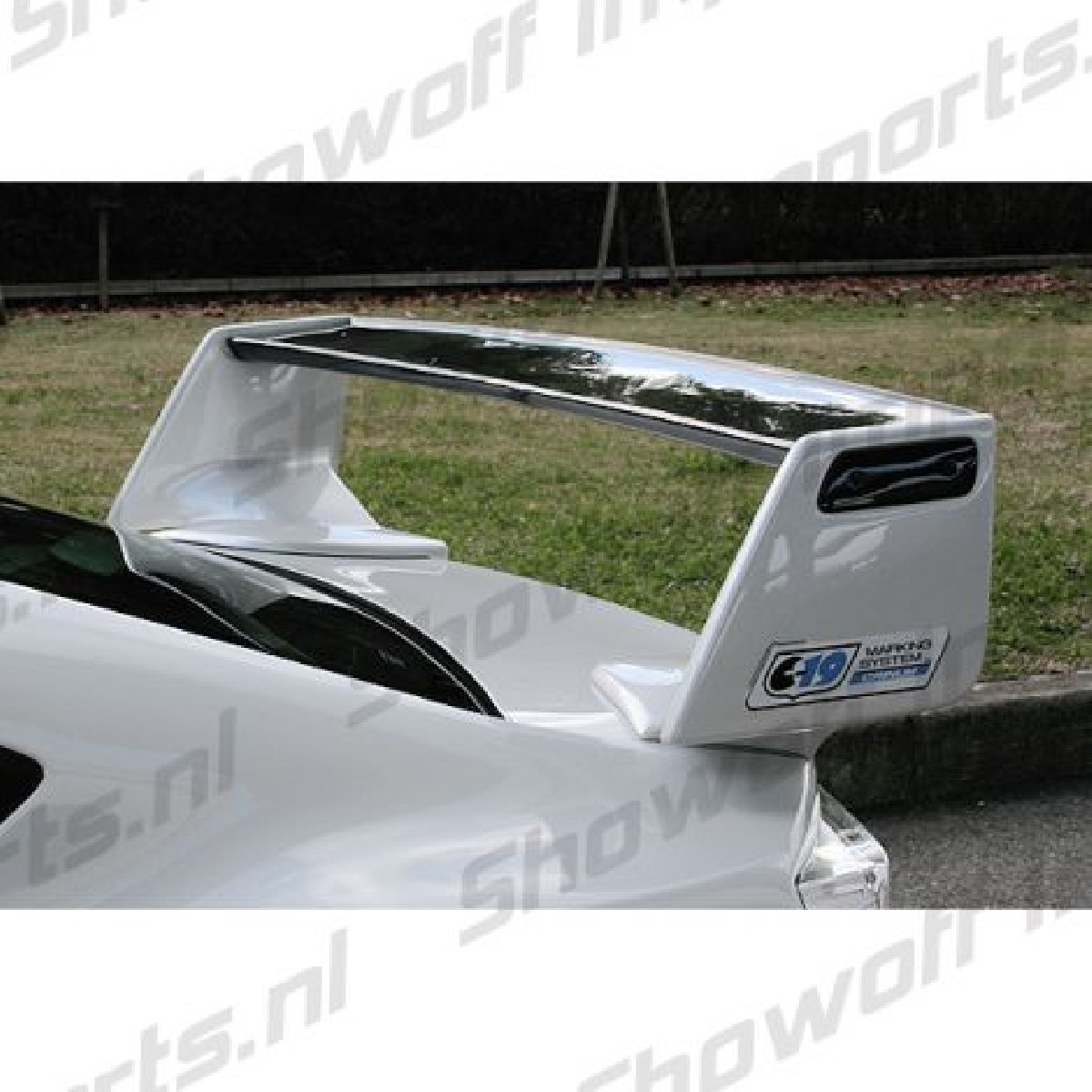 Subaru BRZ Chargespeed Straight Rear Spoiler