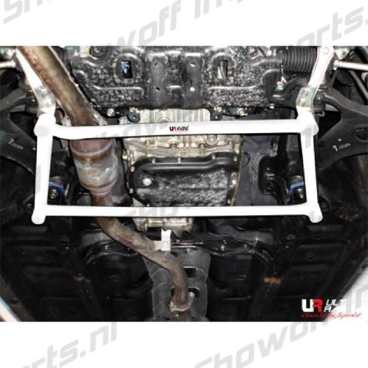 Subaru XV 12+ Ultra-R 4-Point Front Lower Brace 1873