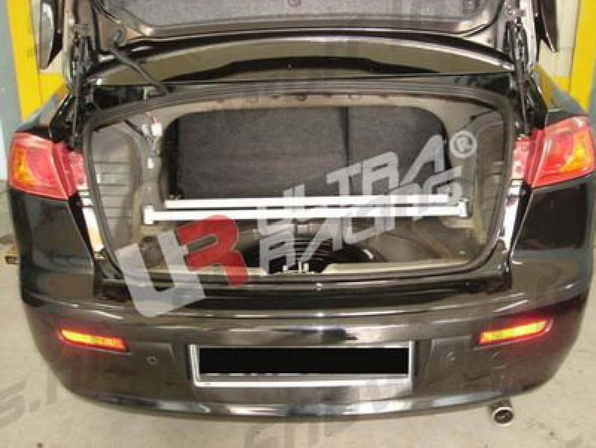 Mitsubishi Lancer 07+ Ultra-R 4-Point Rear Trunk Brace