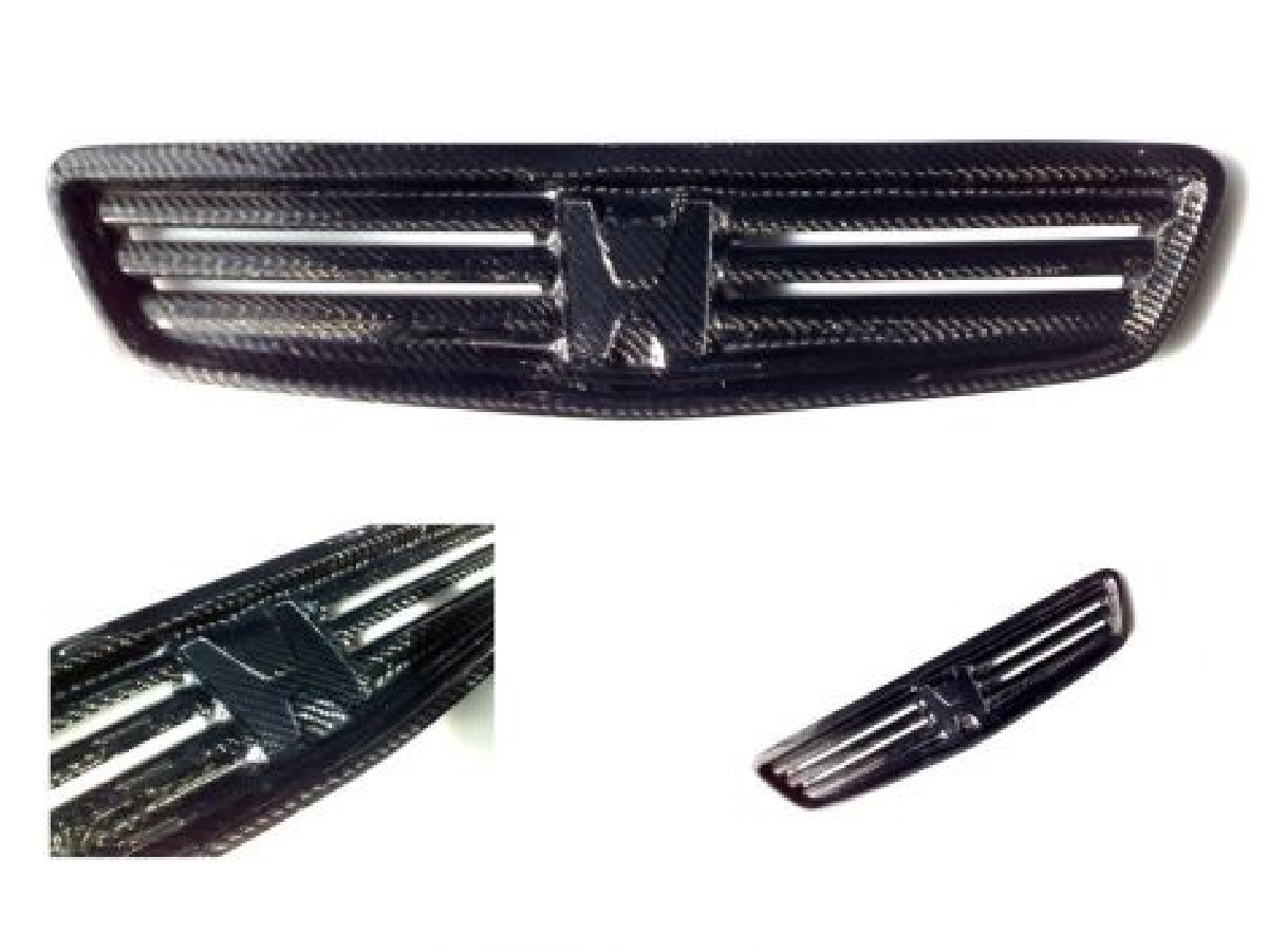 Honda Accord 98-02 (Euro-model) Carbon Type-R Grill