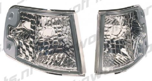 Honda CRX 88-89 Crystal Clear Front Cornerlights