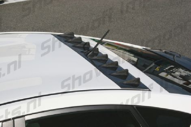 Toyota Prius 3 Hybrid 09+ Chargespeed Roof Fin Spoiler
