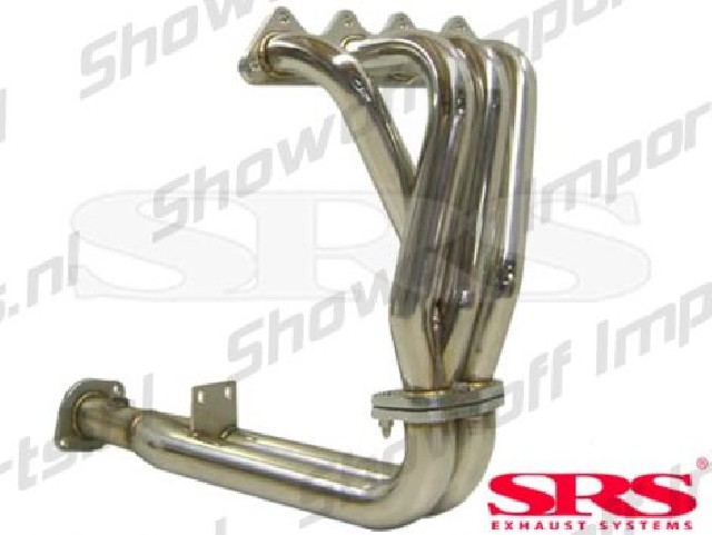 Honda Accord 94-96 2D SRS Stainless Steel 4-2-1 Header