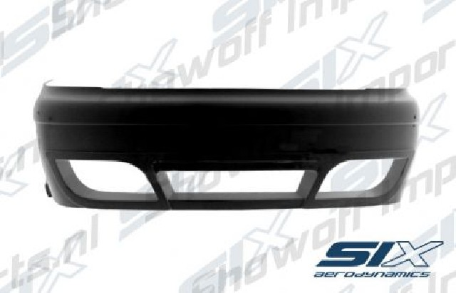 Honda Accord 93-99 SIX-Aerodynamics R35 Rear Bumper