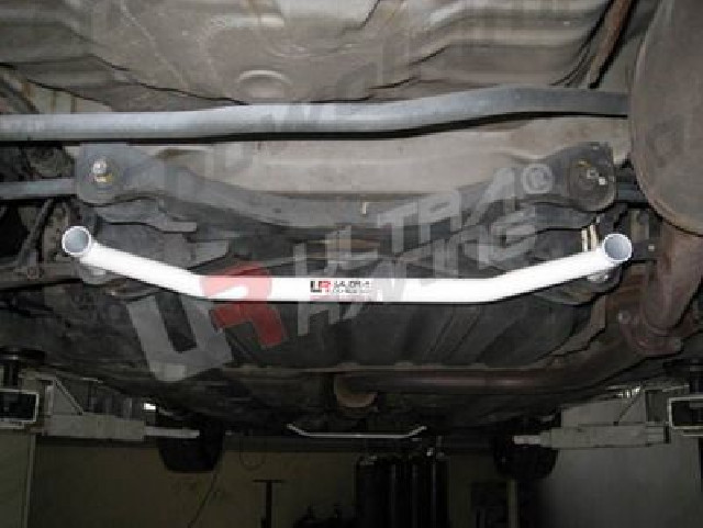 Honda Prelude 97-00 UltraRacing 2-Point Rear Lower Tiebar