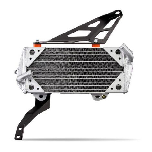 Honda Civic 17+ FK8 Type-R Secondary Race Radiator Mishimoto