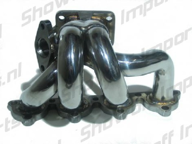 Honda Civic / CRX 88-00 D-Series Turbo Header/Manifold