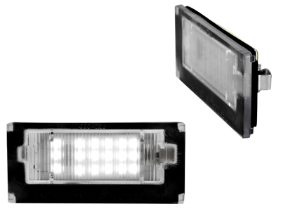 LED License Plate MINI One/Cooper/CooperS-R50/R52/R53 01-08