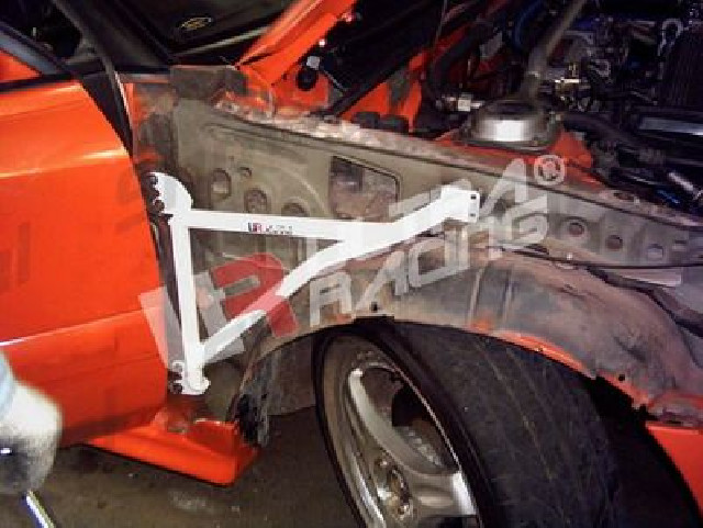 Mazda 323 BG 89-94 UltraRacing 3-Point Fender Brackets