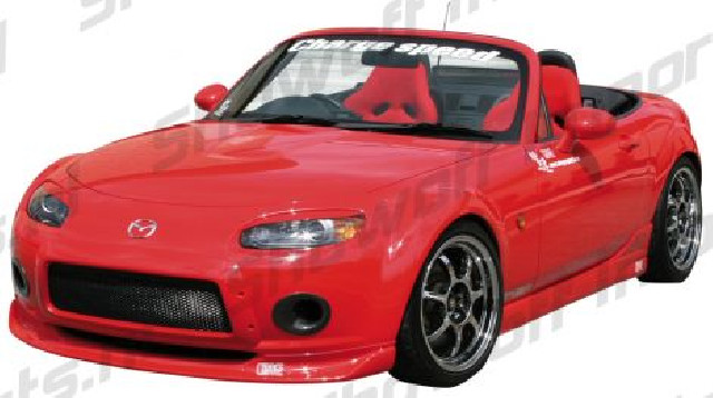 Mazda MX5 NC 05+ Chargespeed Front Lip