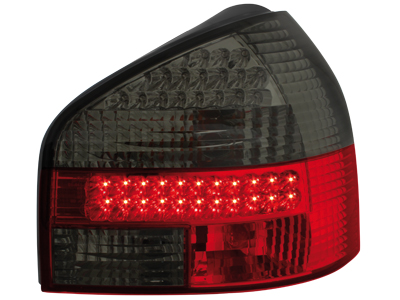 LED Rückleuchten Audi A3 8L 09.96-04 smoke/red
