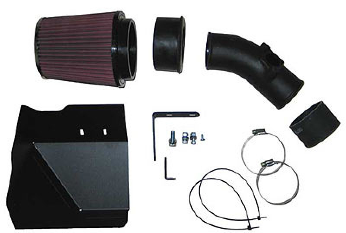 K&N Generation II Performance Kit Toyota Celica (T23)