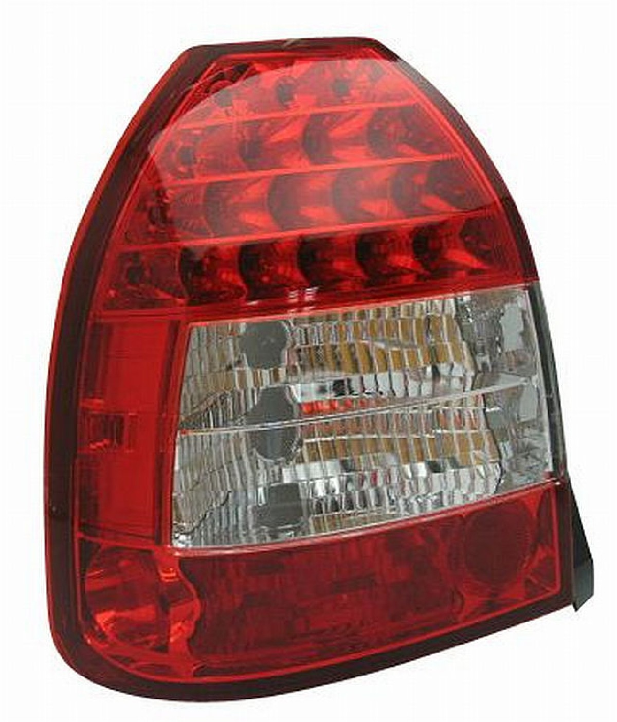 G3 LED Rückleuchten Honda Civic 96-00 3T Rot/Klar