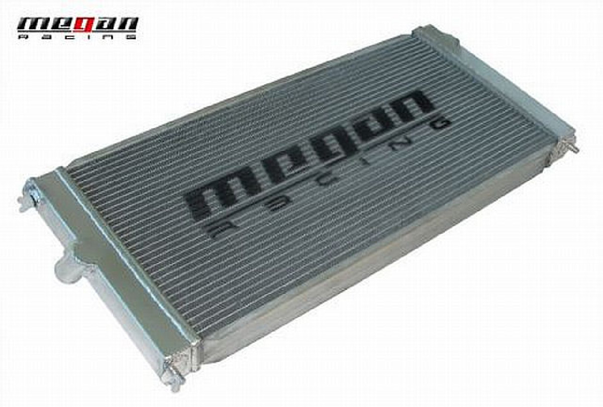 Megan Racing Alu Performance 2-Row Radiator Toyota Celica T23 99-05