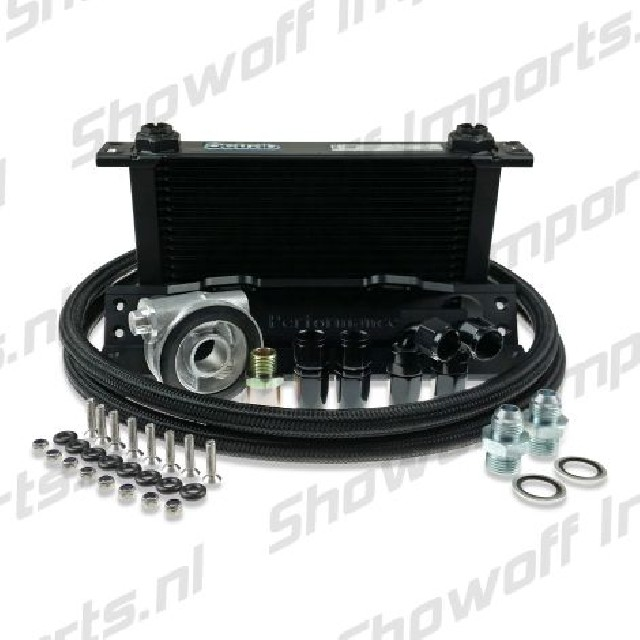 Honda Prelude/Accord 90-99 Oil Cooler Kit HEL/SETRAB 19 Row