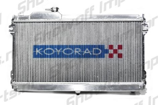 Honda Accord 94-97 H22A 2.2 Koyo Alu Radiator 53mm