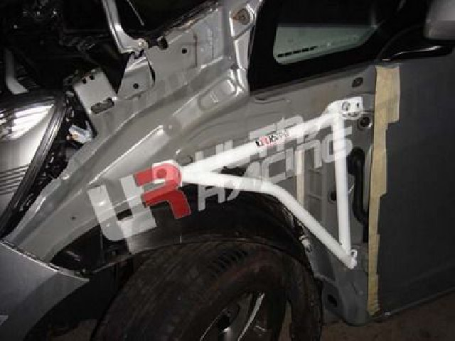 Honda Jazz/Fit 08+ UltraRacing 3-Point Fender Brackets